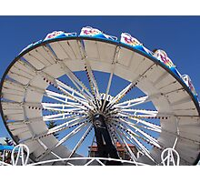 Fairground Photographic Print