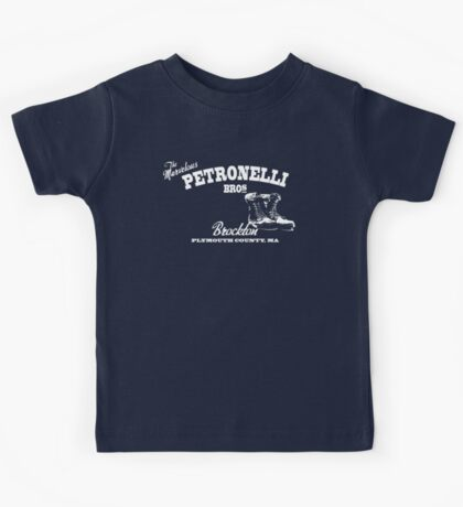 Petronelli Brothers Kids Tee