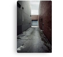 inwards goods Canvas Print