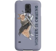Stark Corgi Samsung Galaxy Case/Skin