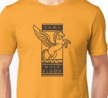 Camp Half-Blood Shirt (Black Design) Unisex T-Shirt
