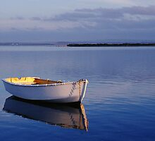 Solitude - Swan Bay - Queenscliff - Victoria by James Pierce