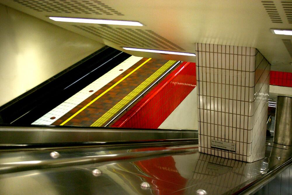 Underground Geometry by rick strodder