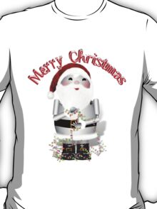 Merry Christmas from Robo-x9 T-Shirt