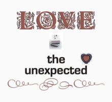 The unexpected - in ochre by Lawrence Meckan
