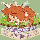 Napdragon's Nap Time Tea [Fantasy Life] by CupcakeCreature