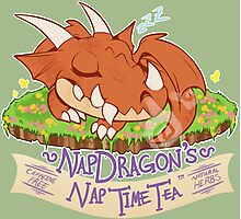 Napdragon's Nap Time Tea [Fantasy Life] Photographic Print