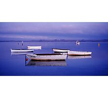 Tranquility - Swan Bay - Queenscliff - Victoria Photographic Print