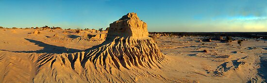Mungo Panorama by Cameron Stephen