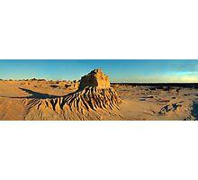Mungo Panorama Photographic Print