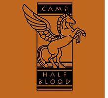 Camp Half-Blood (Full Color) by arivin923