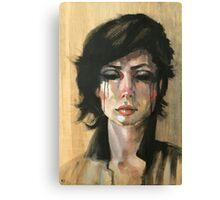 Cherie Canvas Print