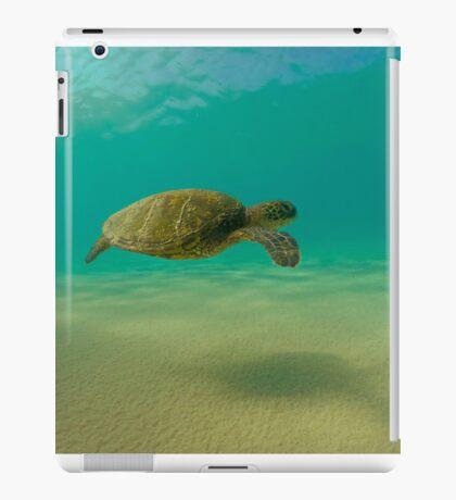 Hawaiian Turtle iPad Case/Skin