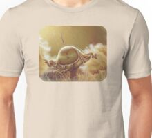All Tied Up - Surreal Mushroom and Landscape Unisex T-Shirt
