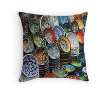 Turkish Delights 4 Throw Pillow