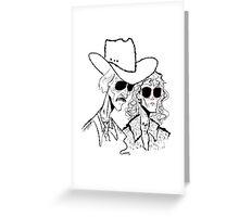 Dallas Buyers Club Greeting Card