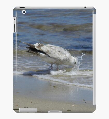 Splash !! iPad Case/Skin