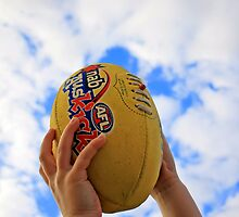 Auskick by Mark Baker