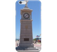 Cenotaph built to commerate W.W.1. at Semaphore, S.Aust. iPhone Case/Skin