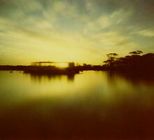 Tooradin Sunset by Cameron Stephen