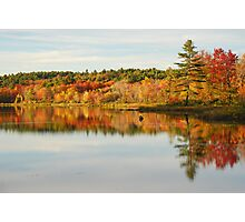 McDowell Lake, New Hampshire, USA Photographic Print