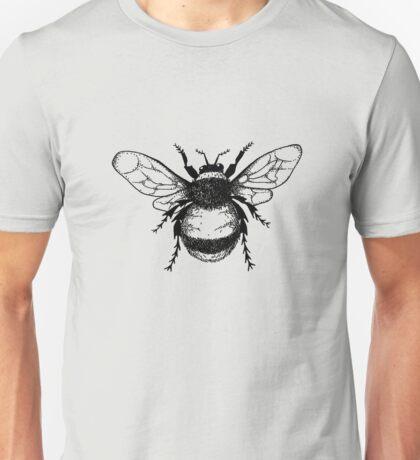 Bumblebee - Black Unisex T-Shirt