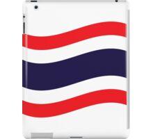 Thai Flag Wave iPad Case/Skin