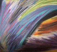 Tiger In The Mist by Sarah Bentvelzen