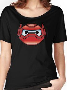 Robot in Disguise Women's Relaxed Fit T-Shirt