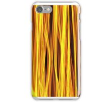 Yellow Beams iPhone Case/Skin