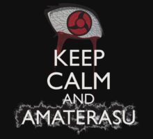 Keep Calm and Amaterasu b by Dan C