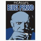 Picasso's Blues by Leith