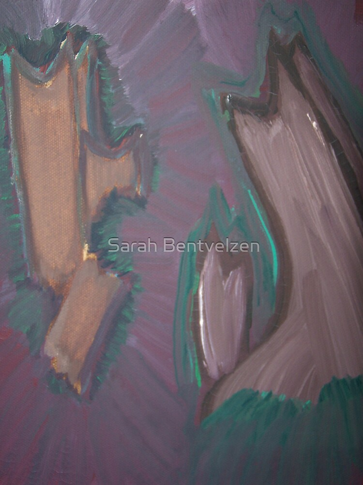 Fallen Idols by Sarah Bentvelzen