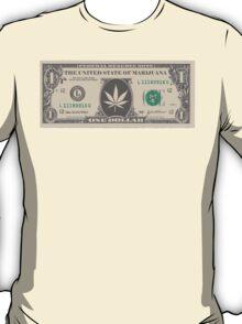 Marijuana bill T-Shirt