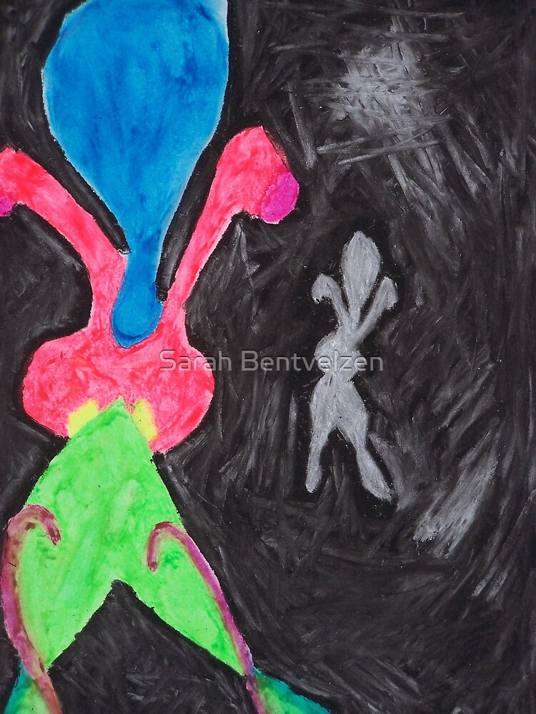 The Shadow by Sarah Bentvelzen