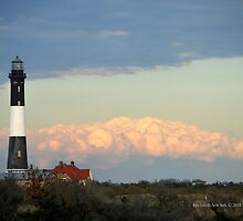 Fire Island Lighthouse | Fire Island, New York  by © Sophie W. Smith
