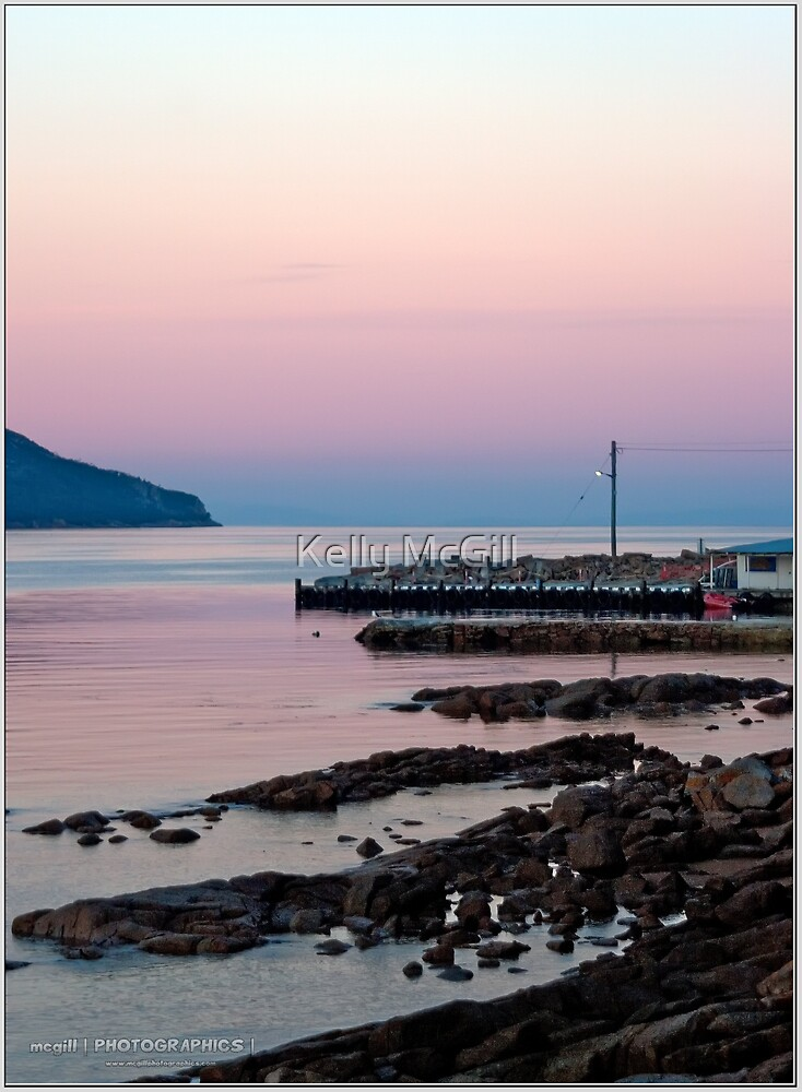 Sunrise - Coles Bay by Kelly McGill