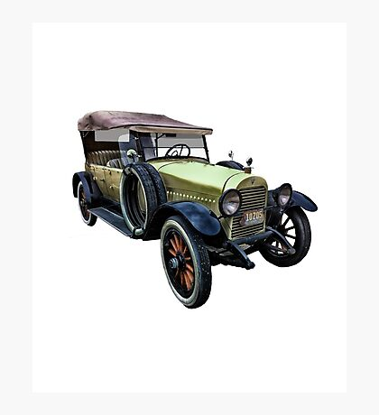 Old  Jalopy Photographic Print