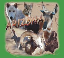 Arizona Wildlife Kids Clothes