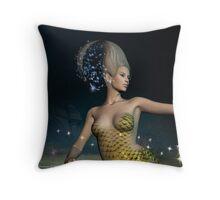 Underwater Fantasy Throw Pillow