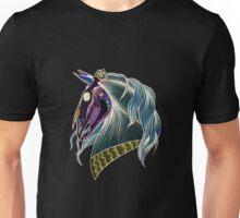 Day Of The Dead Skull Horse Head Unisex T-Shirt