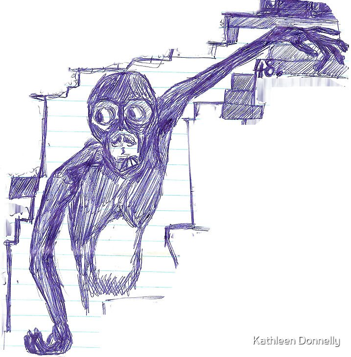 Monkey Thursday by Kathleen Donnelly