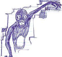 Monkey Thursday by Kathleen Donnelly