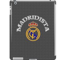 Madridista iPad Case/Skin