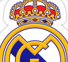Madridista Sticker