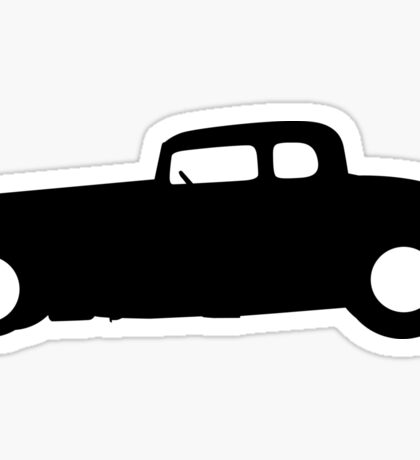 1932 Ford Hotrod Sticker