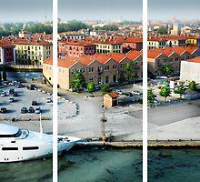 Leaving Venice by Paul Vanzella