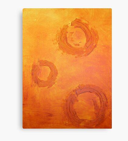 """seeking spirituality"" Canvas Print"
