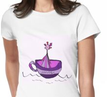 Silly Sailed Away In A Teacup T-Shirt