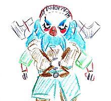 Blue Dwalin by bluesparkle